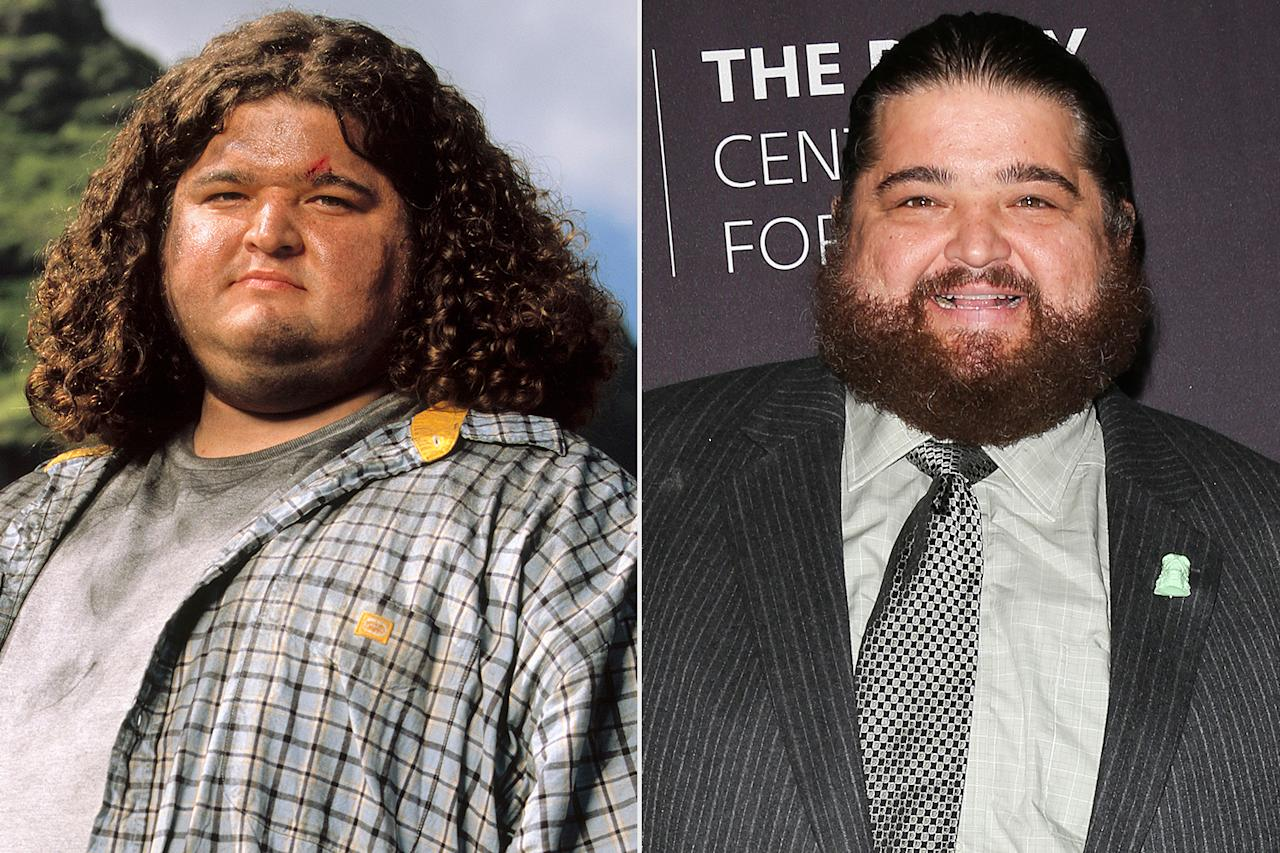 """<p>Garcia was fan-favorite Hugo """"Hurley"""" Reyes, whose cursed lottery numbers would become one of <i>Lost's</i> greatest mysteries. After the show wrapped, Garcia appeared on a number of TV shows, including <i>Alcatraz </i>and <i>How I Met Your Mother</i>.</p> <p>He also had a cameoin the Adam Sandler Netflix comedy <i>The Wrong Missy, </i>as """"guy on plane"""" — appropriate for the <em>Lost</em> alum.</p>"""