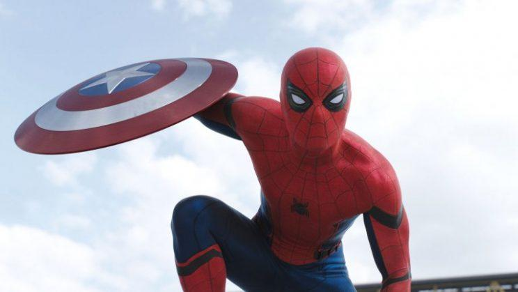 Spider-Man in 'Captain America: Civil War' (Photo: Marvel)