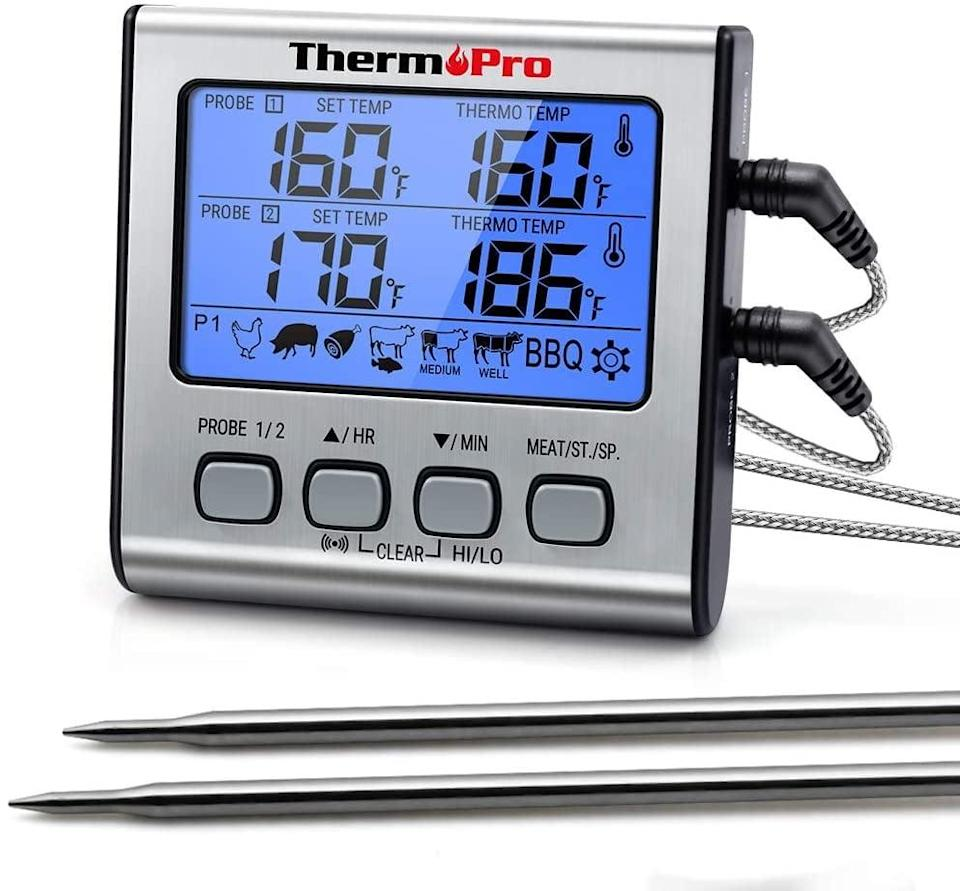 <p><span>Digital Cooking Meat Thermometer</span> ($23, originally $27)</p>