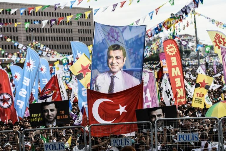 Selahattin Demirtas has been in jail for more than three years
