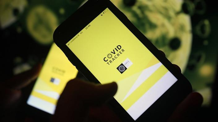 Ireland's app is forming the basis of an app soon to be launched in Northern Ireland