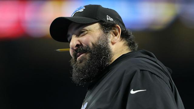 Owner Martha Ford expects Matt Patricia to make the Detroit Lions playoff contenders after confirming he will be in charge next season.