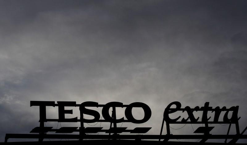 Britain's Tesco limits online shop to 80 items during coronavirus crisis