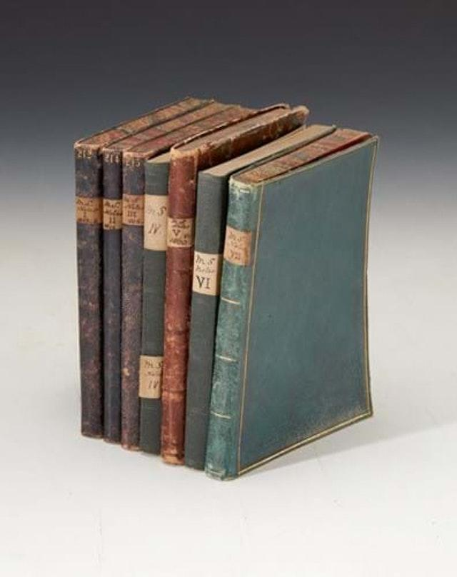The notebooks of Charles Lyell, Darwin's mentor