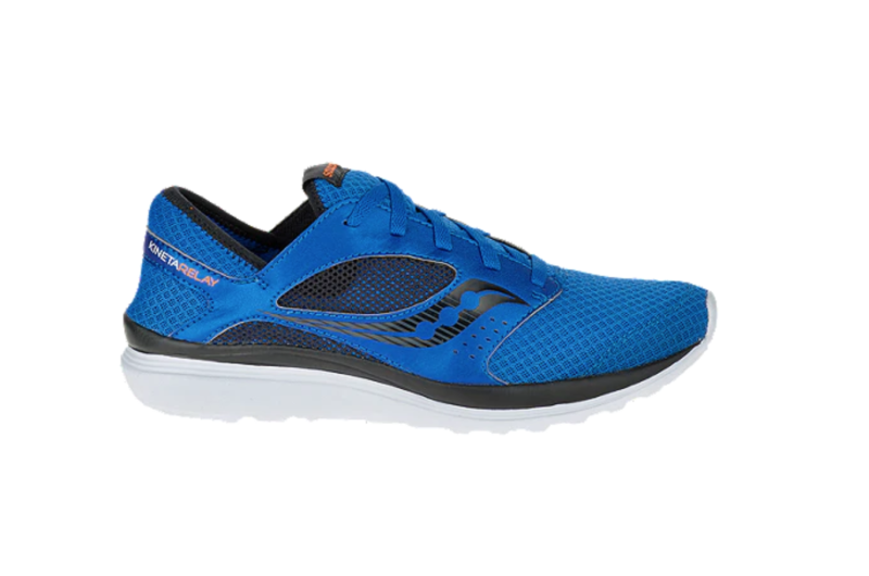 Saucony Men's Kineta Relay Running Shoes. Image via Sport Chek.