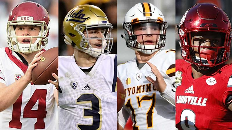 Sean Payton issues 'bust' alert on NFL Draft's top QBs