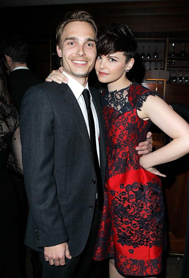 """Big Love"" star Ginnifer Goodwin and her actor fiance Joey Kern called things off in May after announcing they'd gotten engaged over the 2010 holidays and had planned to marry in the fall of 2011."