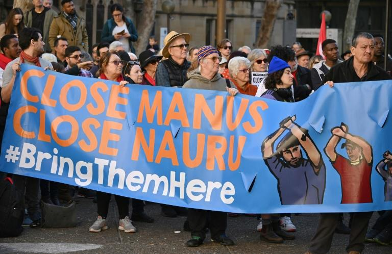 The United Nations and human rights groups have roundly condemned Canberra's approach to immigration