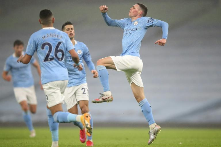 Manchester City have clawed their way back into the title race
