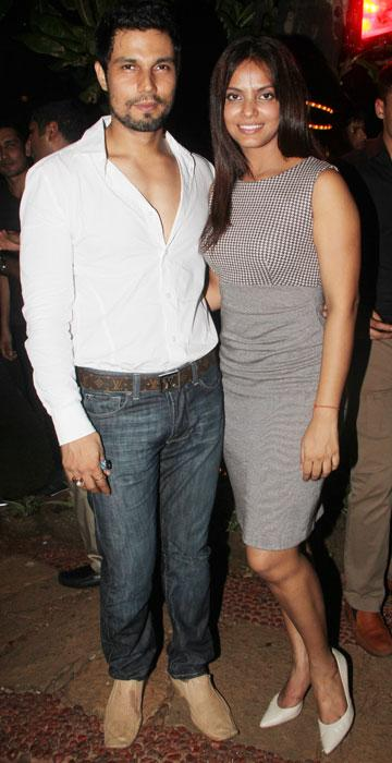 Neetu Chandra and Randeep Hooda have decided to part ways - we are told. Reasons unknown