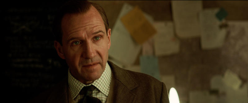 Ralph Fiennes in <i>The King's Man</i>. (20th Century Fox)