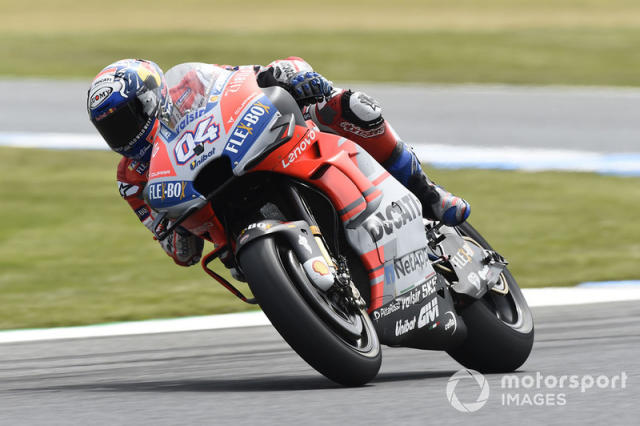 "#04 Andrea Dovizioso <span class=""copyright"">Gold and Goose / Motorsport Images</span>"