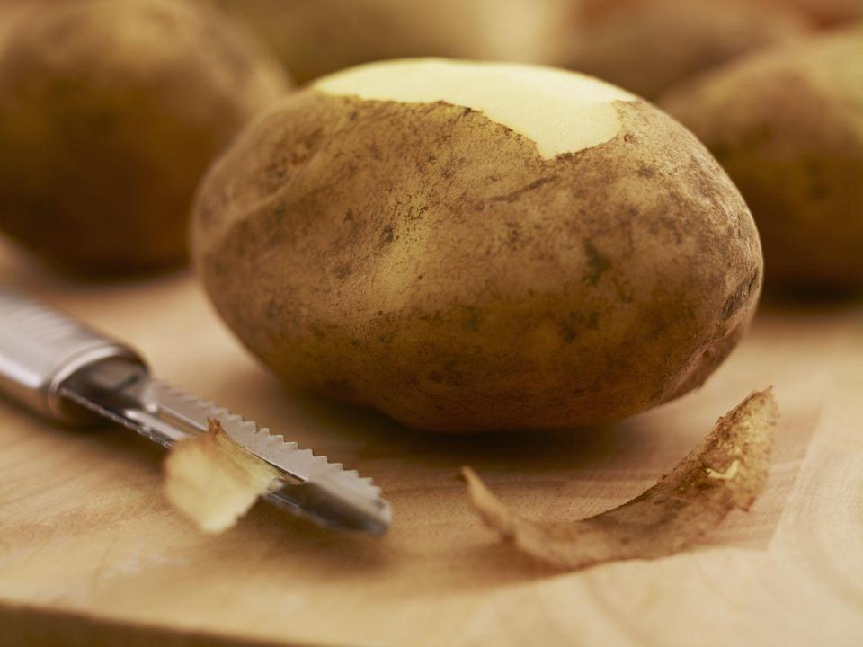 <p>Freezing this starchy vegetable is only going to give you gritty, grainy results. Avoid this sad story at all costs, and avoid the fridge, too. Store them at room temperature instead.</p>