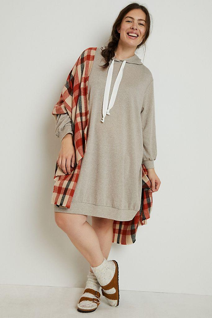 "<br><br><strong>Sunday in Brooklyn Anthropologie</strong> Adah Hoodie Dress, $, available at <a href=""https://go.skimresources.com/?id=30283X879131&url=https%3A%2F%2Fwww.anthropologie.com%2Fshop%2Fadah-hoodie-dress2%3F"" rel=""nofollow noopener"" target=""_blank"" data-ylk=""slk:Anthropologie"" class=""link rapid-noclick-resp"">Anthropologie</a>"