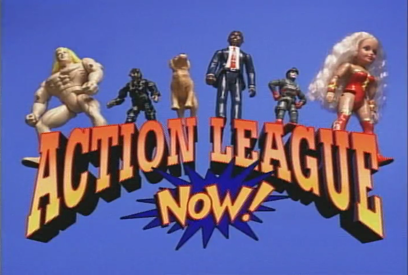 Action League Now, photo via Nickelodeon