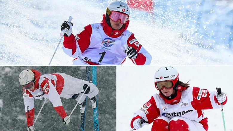 World's top moguls skier Mikael Kingsbury named to Canadian Olympic team