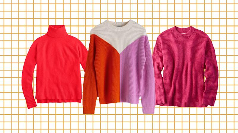 15 Cute Fall Sweaters You Won't Want to Take Off