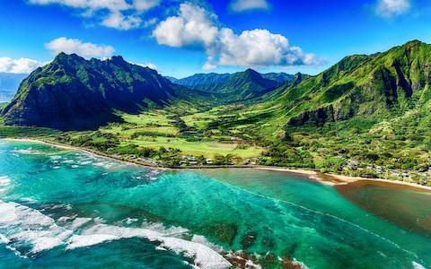 Nearly ten million people visited Hawaii in 2018 - Credit: iStock