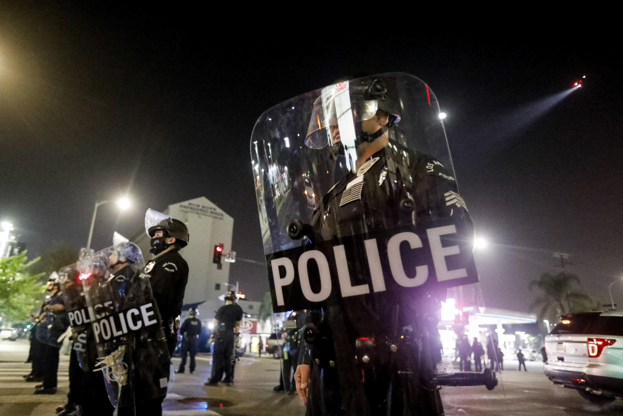 Voters around the U.S. approve local police reform measures
