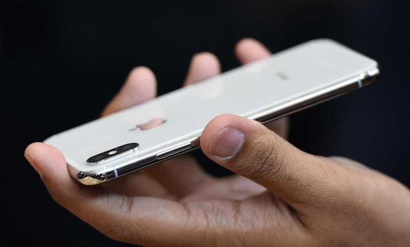 Apple gets rare downgrade because analyst believes <b>iPhone</b> cycle is just 'good, not great'