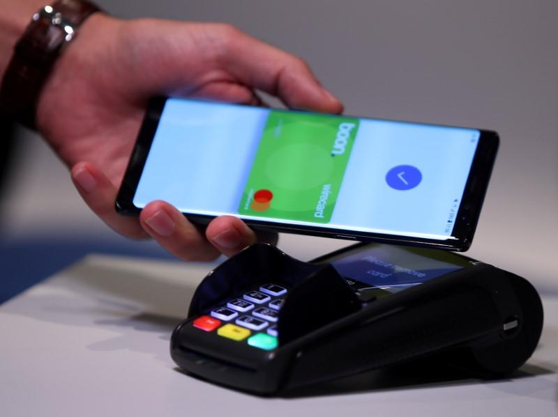 Contactless payments can help cut contagion - EU banking watchdog