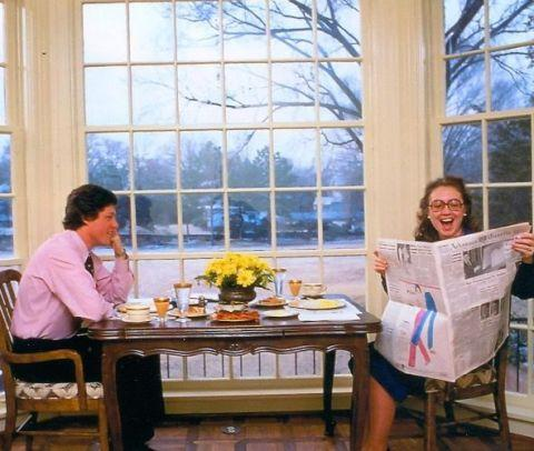 <p>In 1979, Hillary became the first female partner at Rose Law Firm in Little Rock, Arkansas.</p>