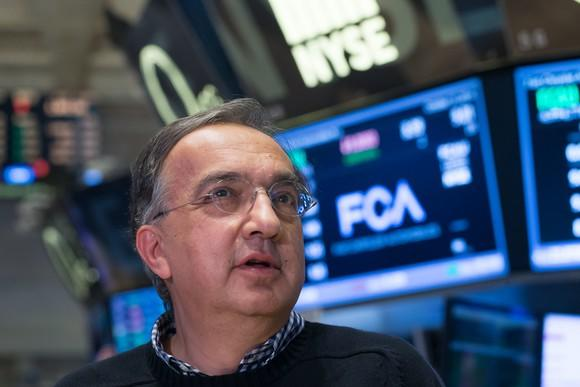 Fiat Chrysler CEO Sergio Marchionne's health crisis forced succession scramble