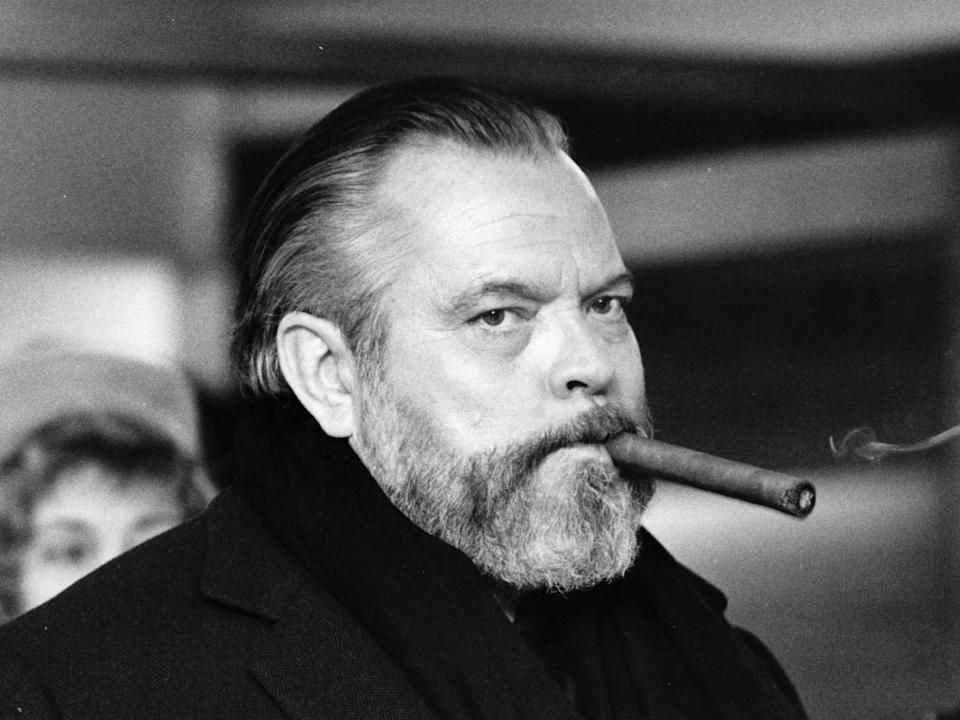 <p>Orson Welles and Herman J Mankiewicz had conflicting ideas about how 'Citizen Kane' was written</p>Getty Images