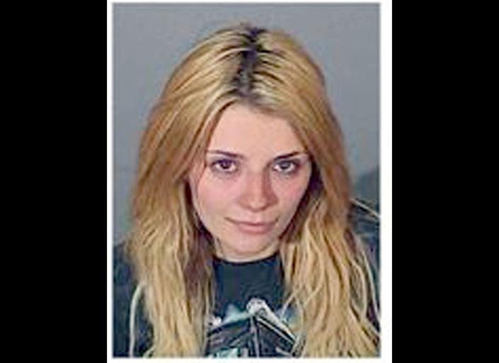 """The former """"OC"""" star was<a href=""""http://www.tmz.com/2007/12/27/mischa-barton-busted-for-dui/"""" target=""""_hplink""""> arrested for a suspected DUI</a>, drug and controlled substance possession and driving without a valid license on December 27. 2007."""