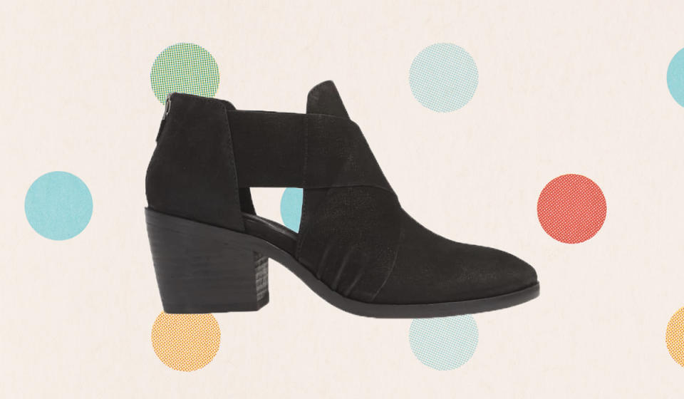 These booties are made for walkin'. (Photo: Nordstrom Rack)