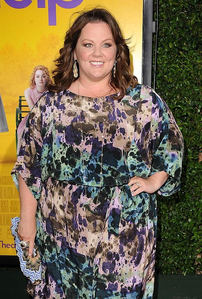 "Melissa McCarthy (""Bridesmaids"") turns 41. Steve Granitz/<a href=""http://www.wireimage.com"" target=""new"">WireImage.com</a> - August 9, 2011"