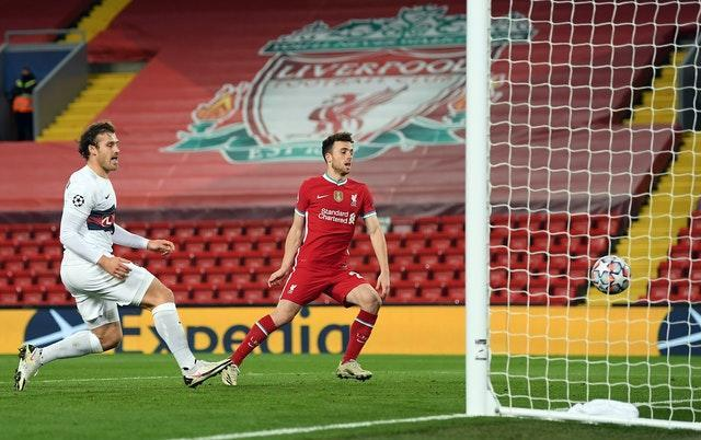 Liverpool v Midtjylland – UEFA Champions League – Group D – Anfield