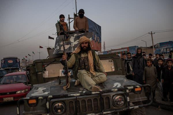 How the Taliban delt and negotiated its way to Kabul?