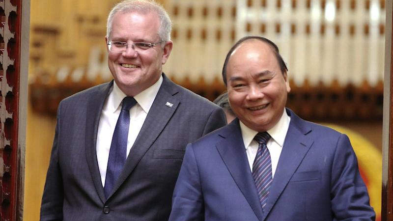 Vietnam and Australia oppose 'disruptions' to South China Sea oil and gas projects