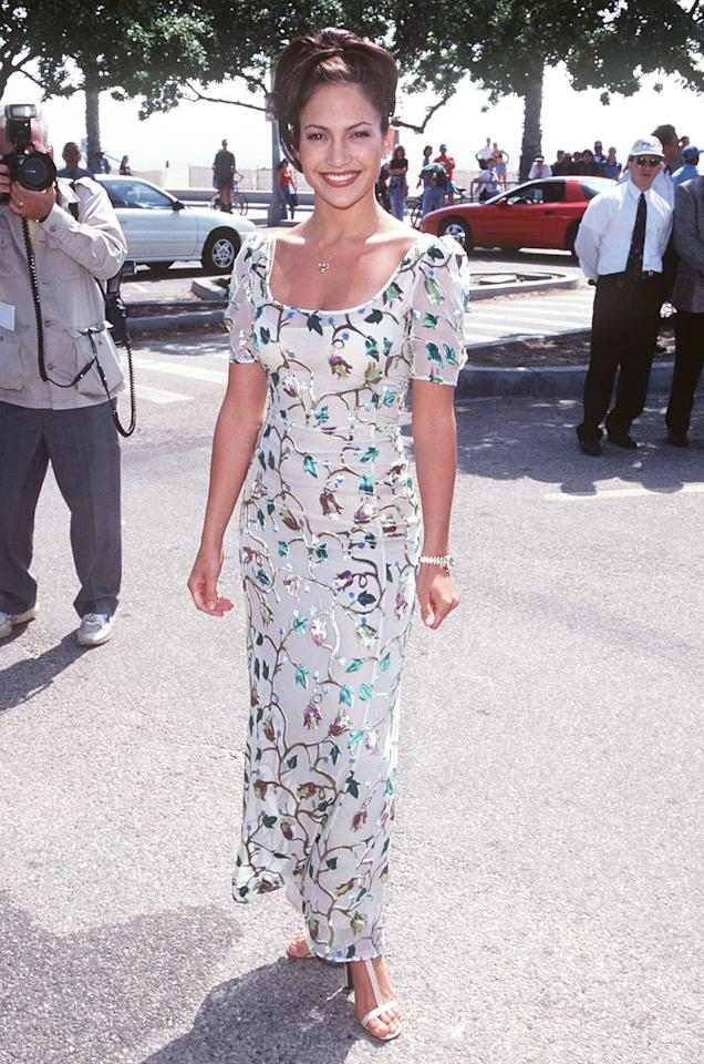 <p>The actress-singer was nominated the prior year for supporting actress in <em>My Family</em>. (Photo: Steve Granitz/WireImage) </p>