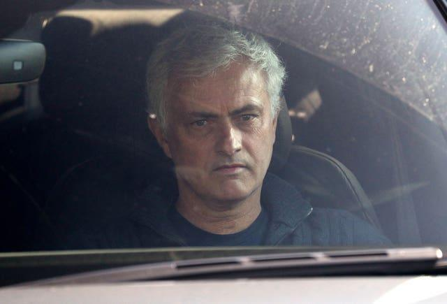 Jose Mourinho was sacked by Tottenham in April