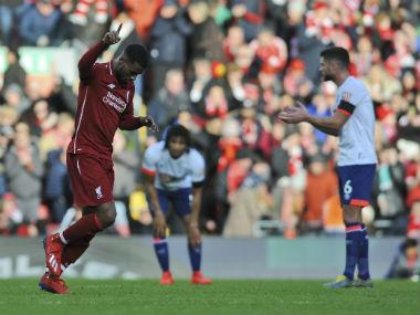 Premier League: Liverpool's improvement is there to be seen, says Georginio Wijnaldum after 3-0 romp over Bournemouth