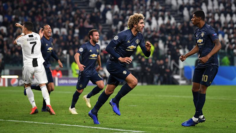 Fellaini made the difference for United – Allegri