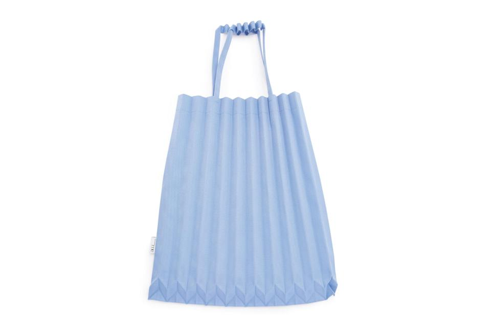 "$100, MoMa. <a href=""https://store.moma.org/new/me-issey-miyake-trunk-pleats-bag/12506.html?dwvar_12506_color=Lavender&cgid=new"" rel=""nofollow noopener"" target=""_blank"" data-ylk=""slk:Get it now!"" class=""link rapid-noclick-resp"">Get it now!</a>"