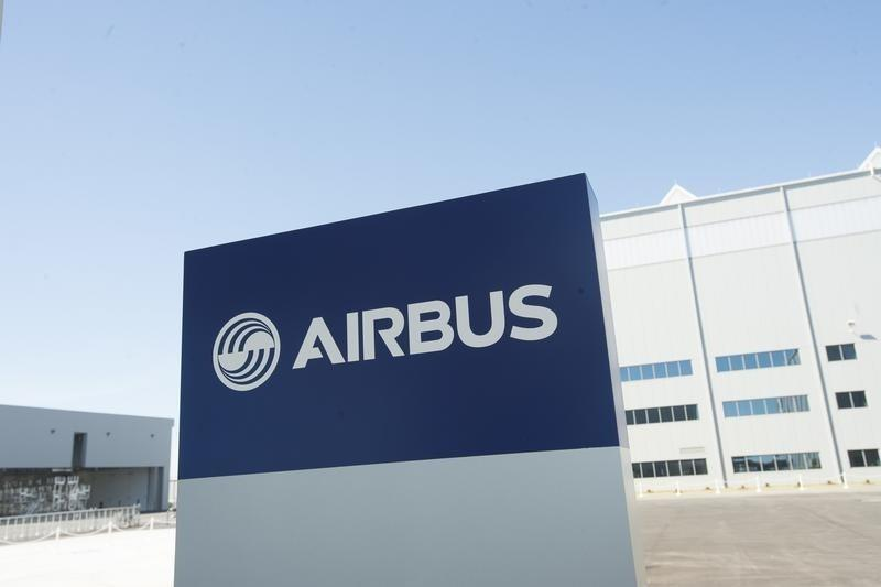 The new Airbus U.S. Manufacturing Facility in Mobile