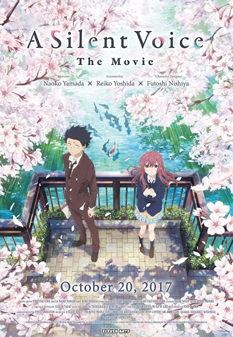 <p>A boy bullies a deaf girl so much she moves away. Later, after considering suicide, the boy seeks redemption. <em>A Silent Voice</em> appropriately tackles themes of anxiety, depression, and bullying. It's one of the most emotional stories on this list, and that's saying something.</p>