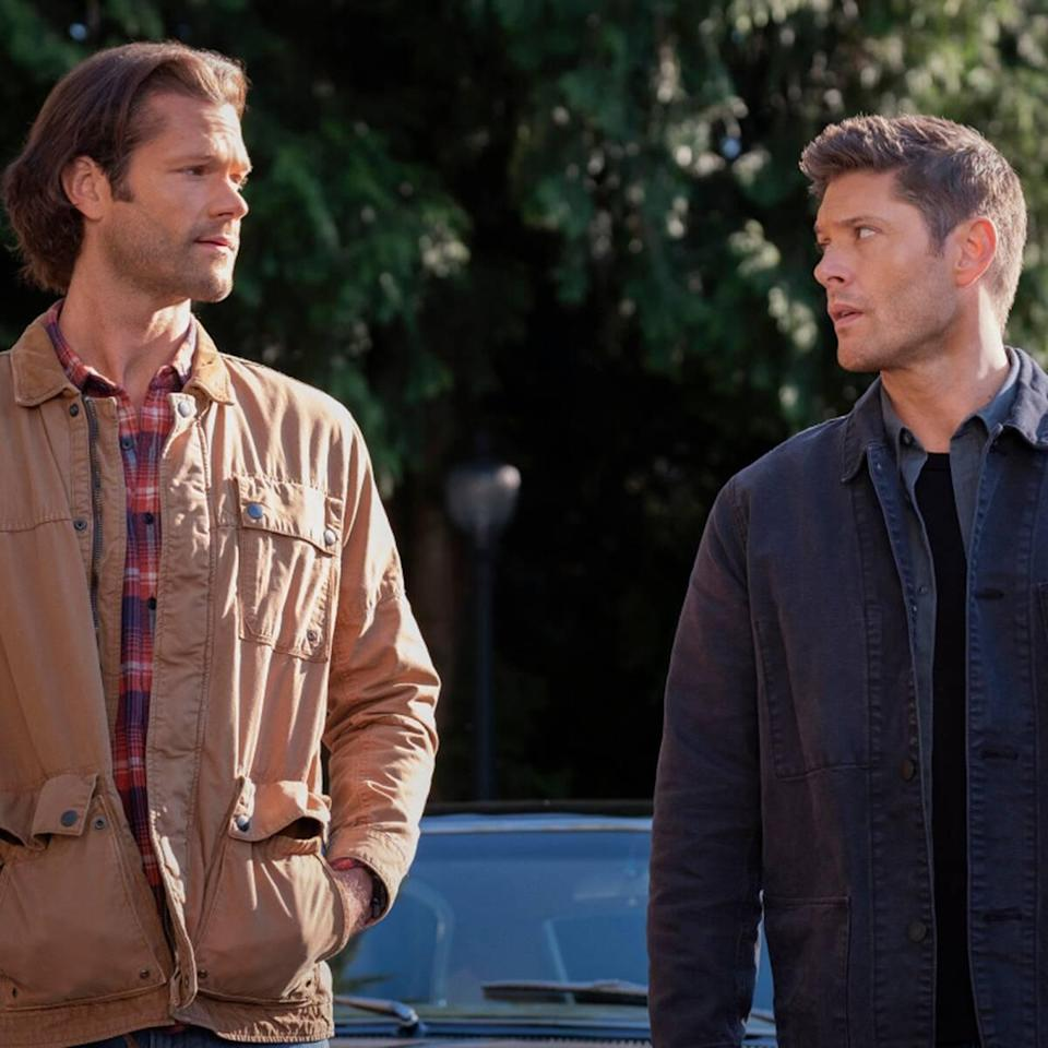 Supernatural 's Creator Weighs In On Sam and Dean's Emotional Goodbye In the Series Finale