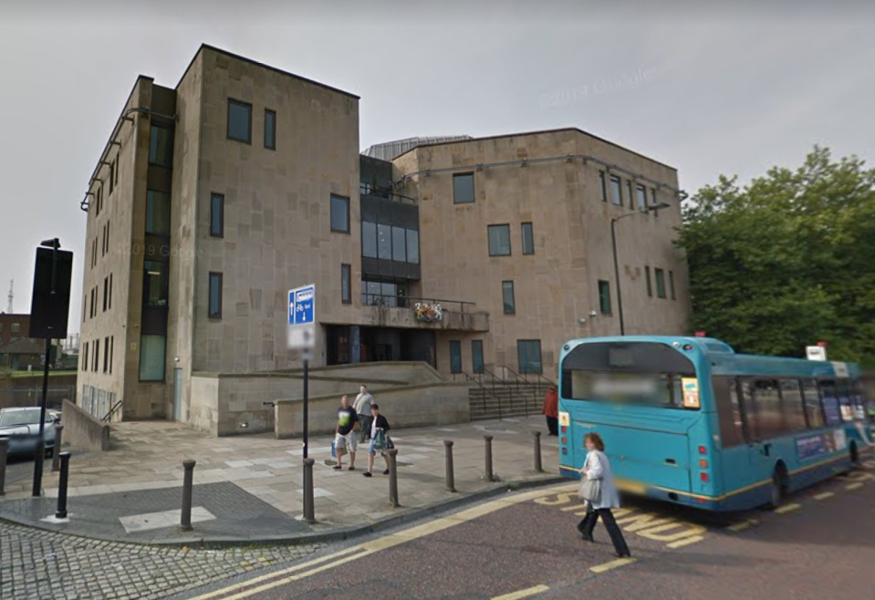 Mather was convicted at Bolton Crown Court.