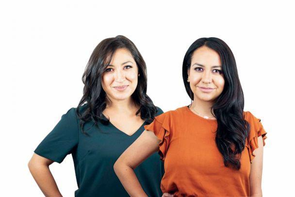 PHOTO: Ariana Stein, left, and Patty Rodriguez, right, launched Lil' Libros to publish bilingual Spanish and English books for children. (Cynthia Gonzalez/Lil' Libros)