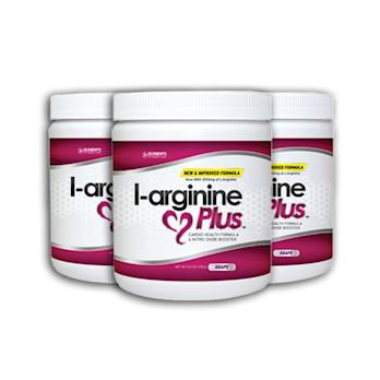 L-Arginine -- Analysis Shows Increased Release of Healthy Human