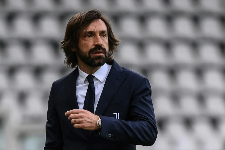 Andrea Pirlo could be replaced after just one season as Juventus coach