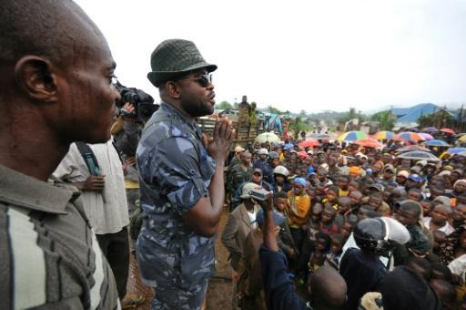 DR Congo warlord handed over to Kinshasa authorities