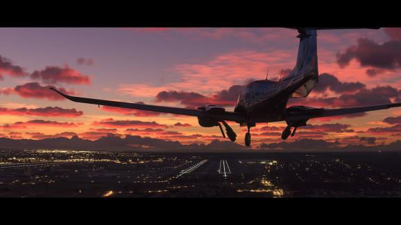 Microsoft Flight Simulator lives again.