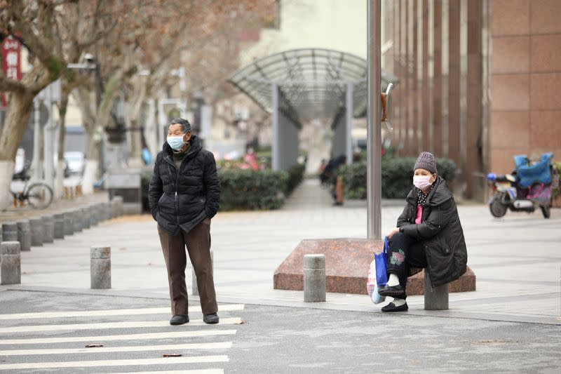 Head of WHO-led coronavirus probe team leaving for China on Monday or Tuesday