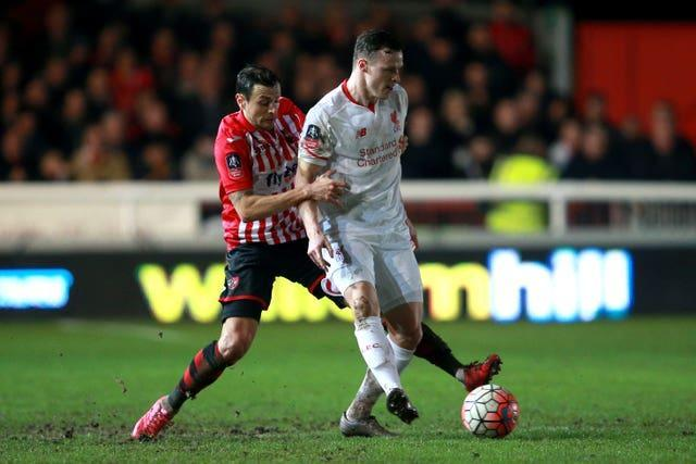 Exeter City v Liverpool – Emirates FA Cup – Third Round – St James Park